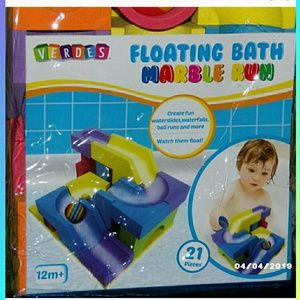 Other - *NEW Children's Floating Bath Marble Run